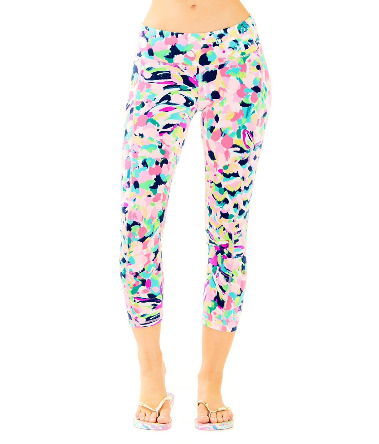 Lilly Pulitzer UPF 50+ Luxletic 24