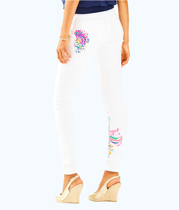 "31"" South Ocean Skinny Pant, Resort White, large"