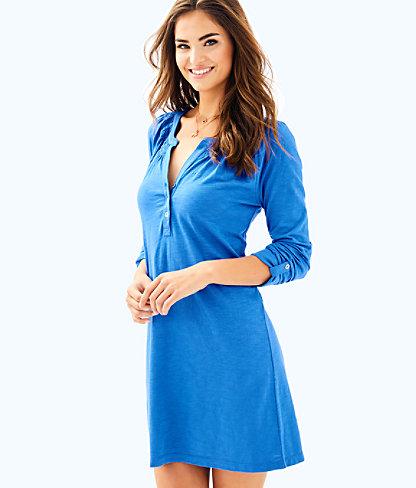 Sleeved Essie Dress, , large