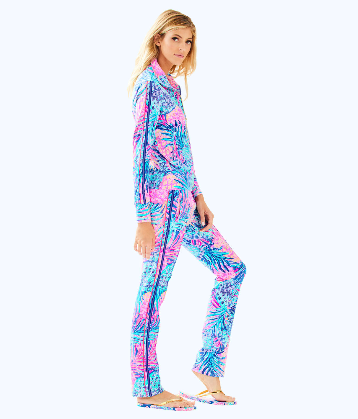 Lilly Pulitzer UPF 50+ Luxletic 33