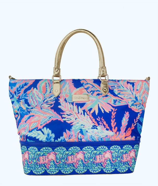 Weekender Travel Tote Bag, , large