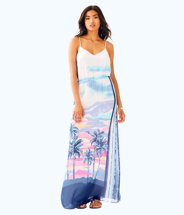 Deanna Maxi Dress, , large