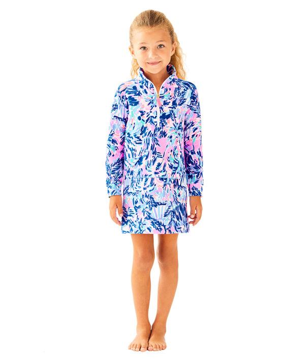 Girls Mini Skipper Dress, , large