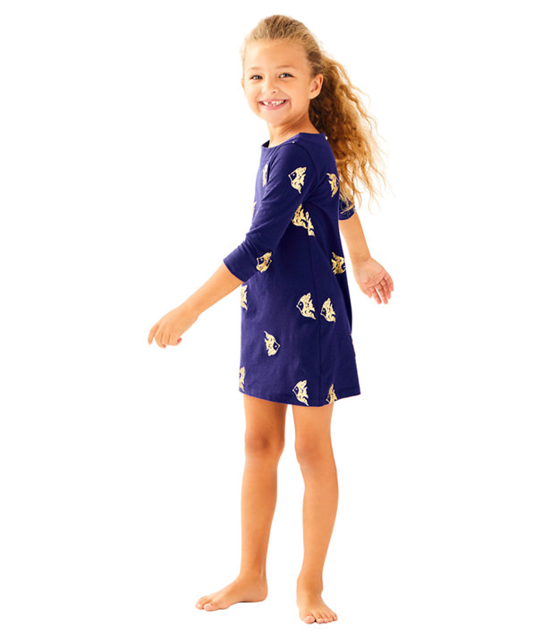 Girls Little Bay Dress, , large