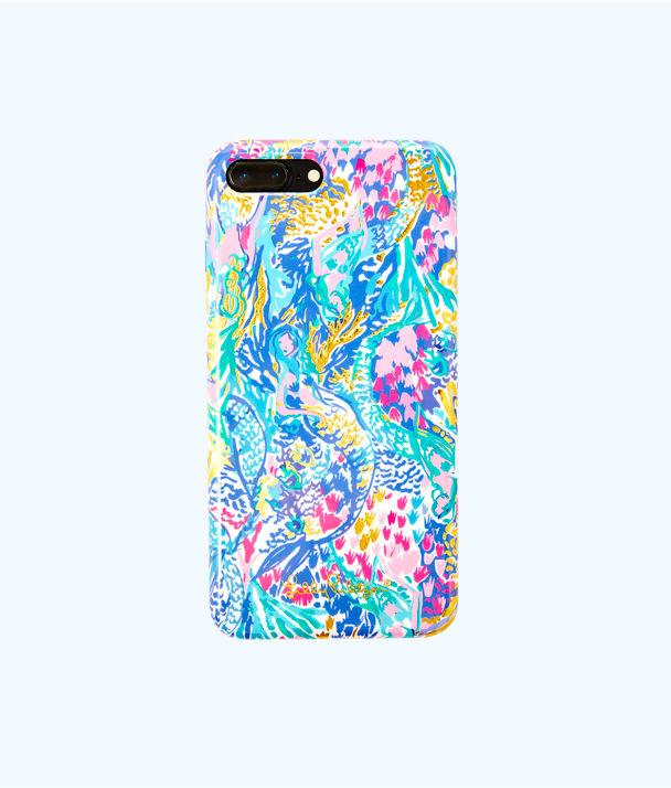 iPhone 7/8 Plus Classic Cover, Multi Mermaids Cove Tech Plus, large