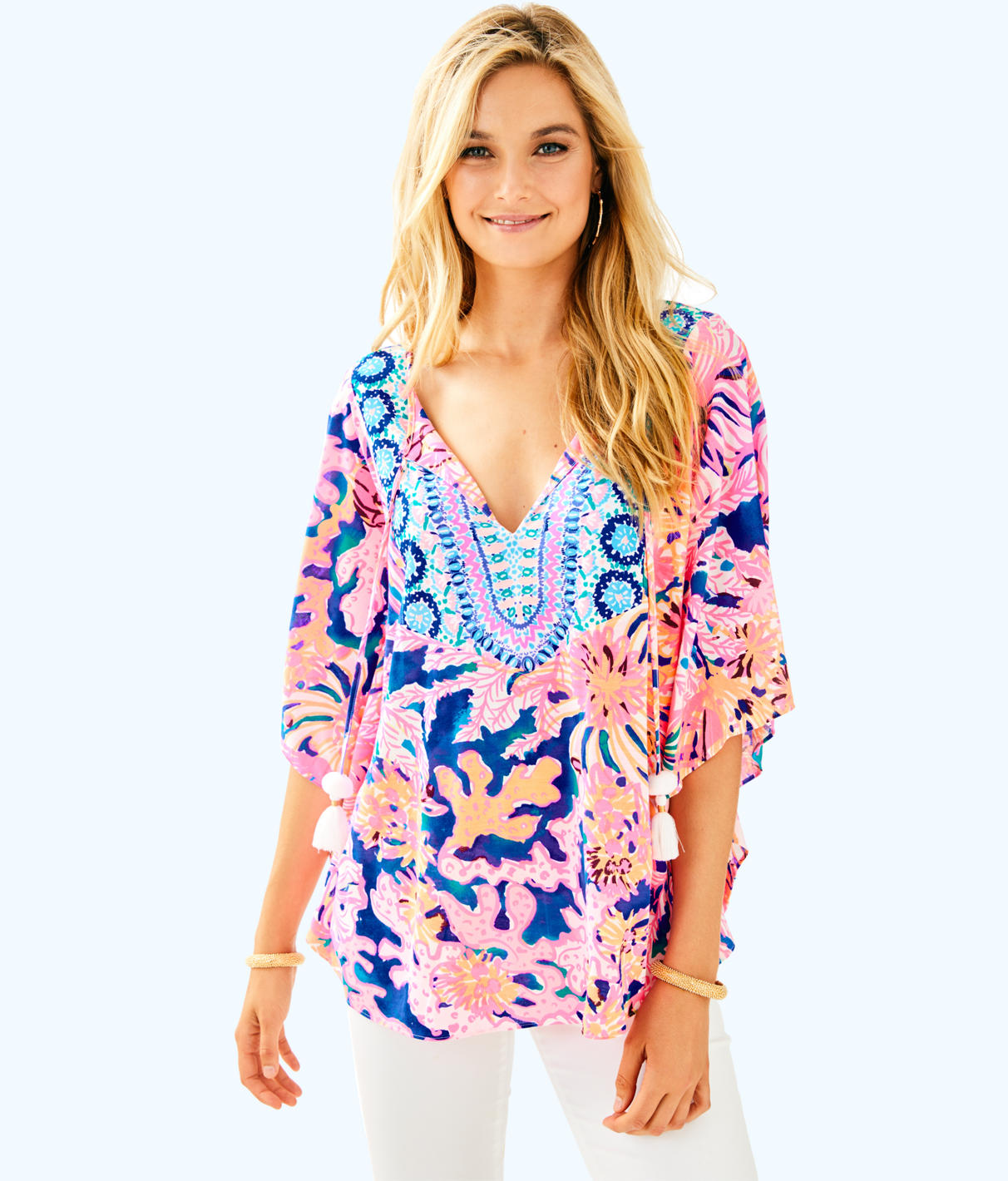 Lilly Pulitzer Britta Knit Tunic