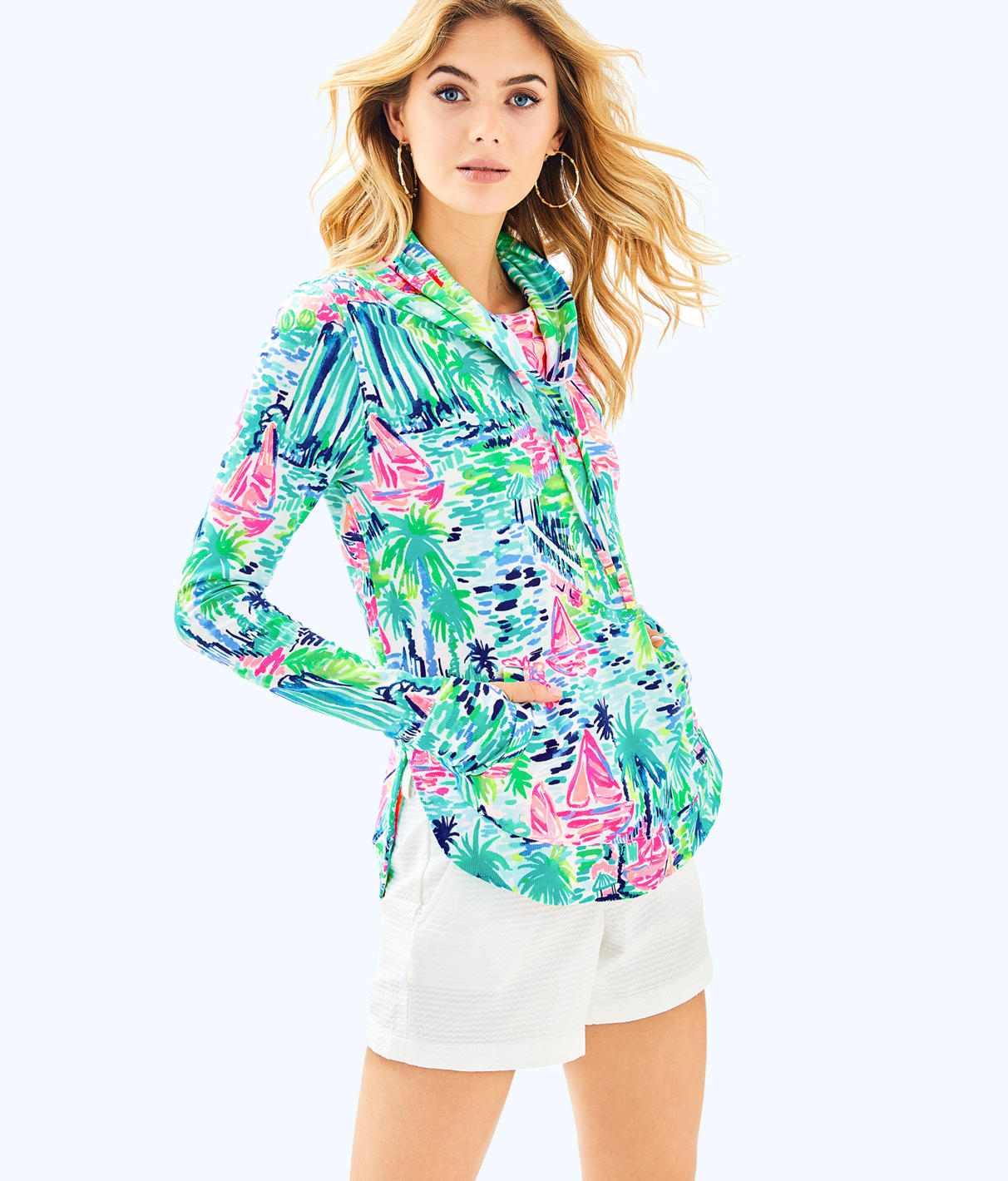 Lilly Pulitzer Lilly Pulitzer Womens Fletcher Pullover