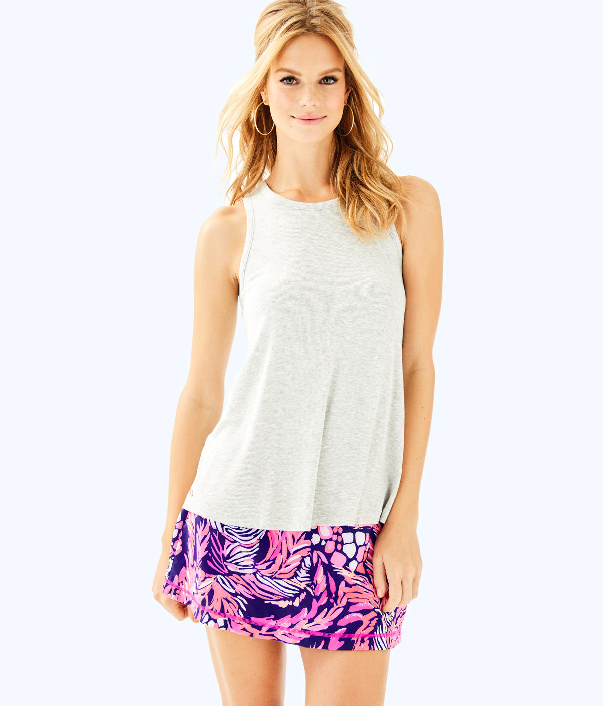 Lilly Pulitzer Lilly Pulitzer Womens Cain Tank