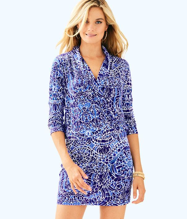 Felizia Silk Dress, , large