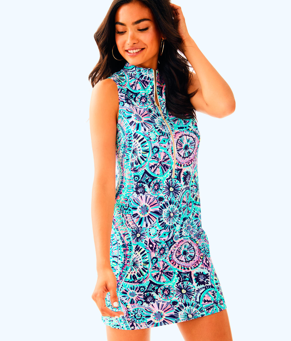 Lilly Pulitzer Opal Shift Dress