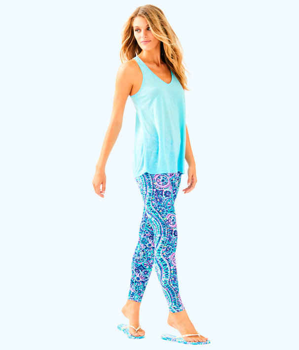 """UPF 50+ Luxletic 26"""" Weekender Legging, Multi The Swim Engineered Luxletic Pant, large"""