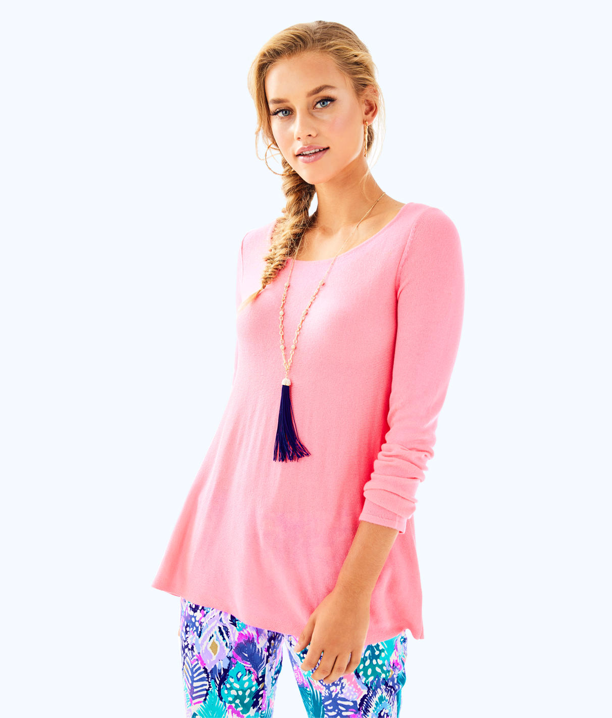 Lilly Pulitzer Amal Pullover