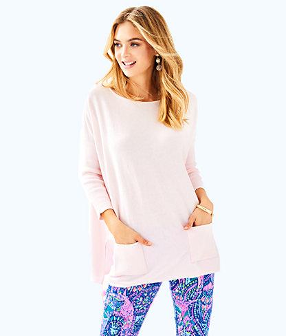 Elba Sweater, Paradise Tint, large