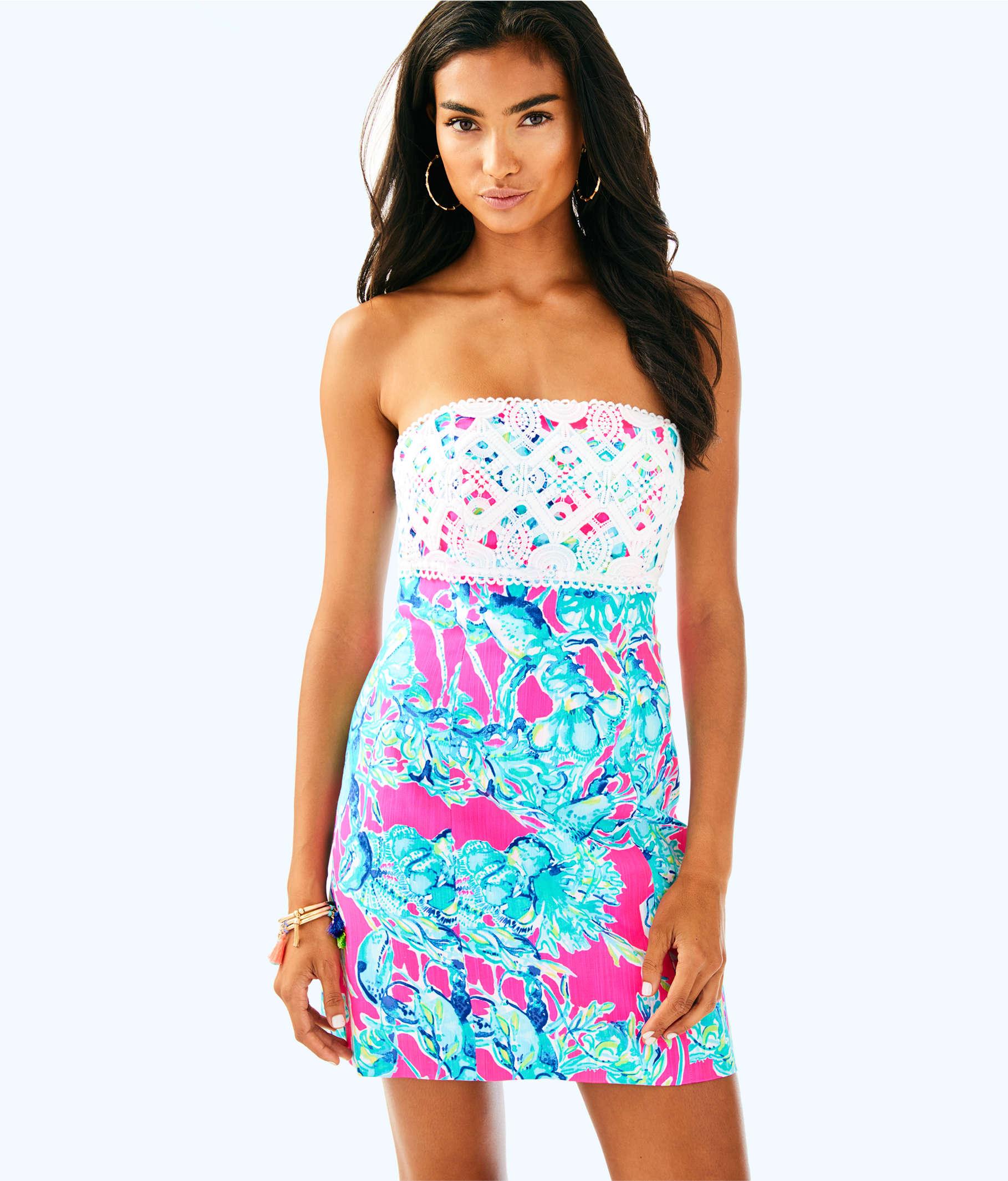 b7a4e7b0dbc550 ... Brynn Dress, Raz Berry Lobsters In Love, large ...