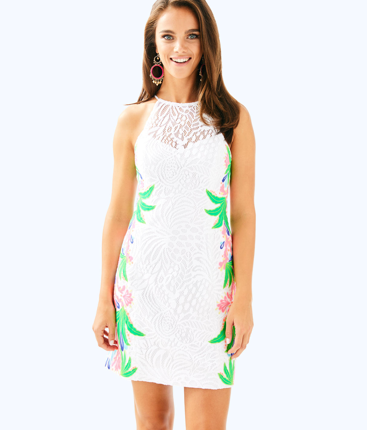Lilly Pulitzer Lilly Pulitzer Womens Pearl Shift Dress