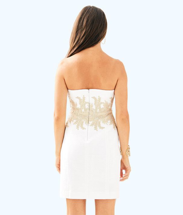 Kade Dress, Resort White, large