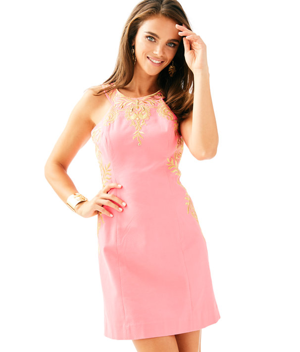 638b33677730 Tina Stretch Shift Dress