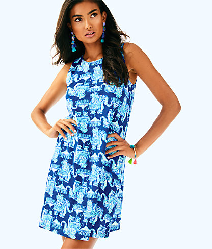Kristen Dress, Deep Indigo Joy Ride, large