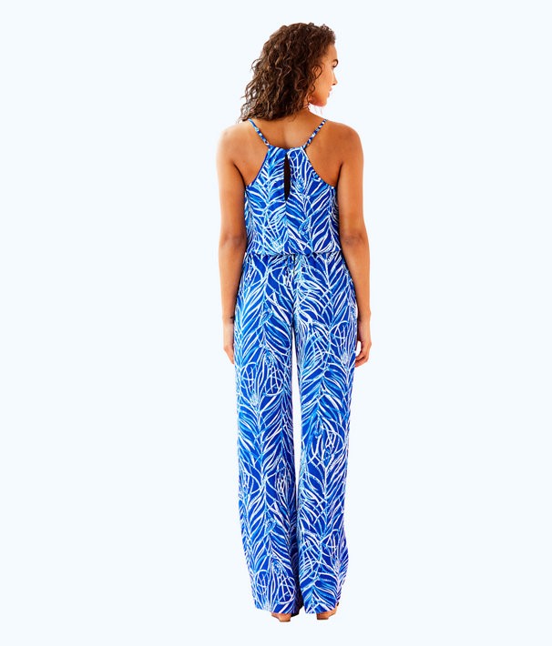 Dusk Jumpsuit, Twilight Blue Early Riser, large