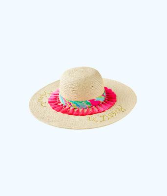 Sun Goddess Hat, Natural, large 0