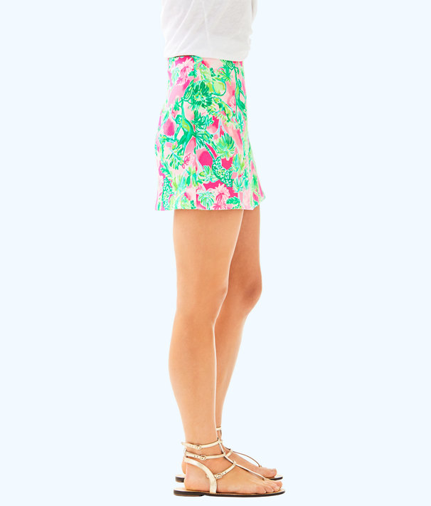Cassia Skort, Raz Berry Catty Shack, large