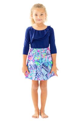 Girls Hazel Dress, , large