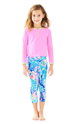 Girls Melody Legging, , large
