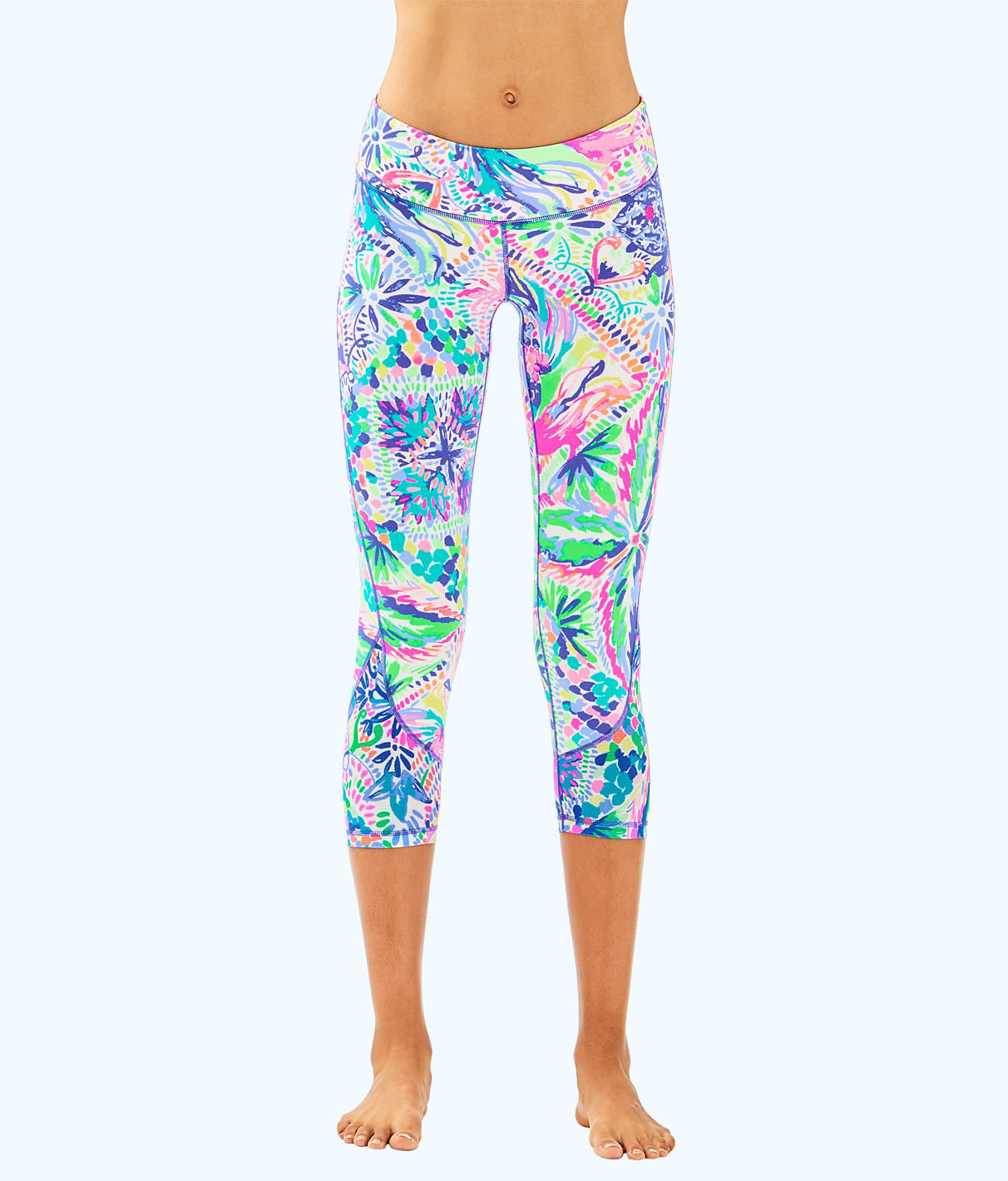 Lilly Pulitzer Lilly Pulitzer Womens Luxletic 21