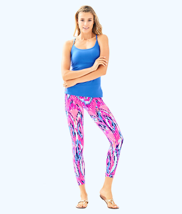 "26"" Luxletic Caille Weekender Legging, Multi Free Spirit, large"