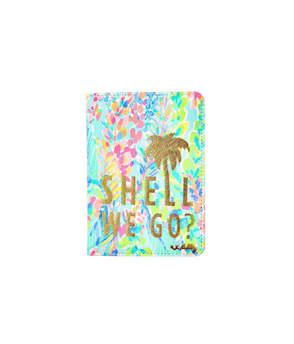 Passport Cover, Multi Catch The Wave Gwp, large