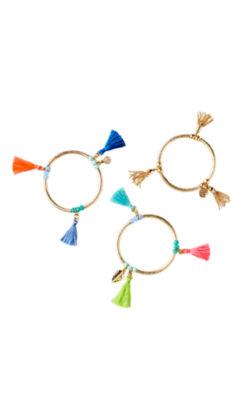 Beachy Bracelet, Multi, large