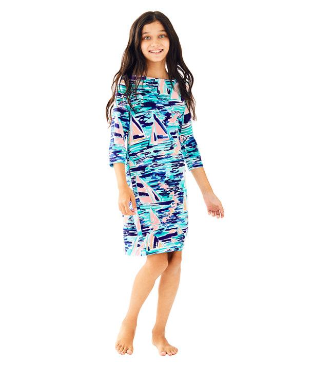 UPF 50+ Girls Mini Sophie Dress, , large