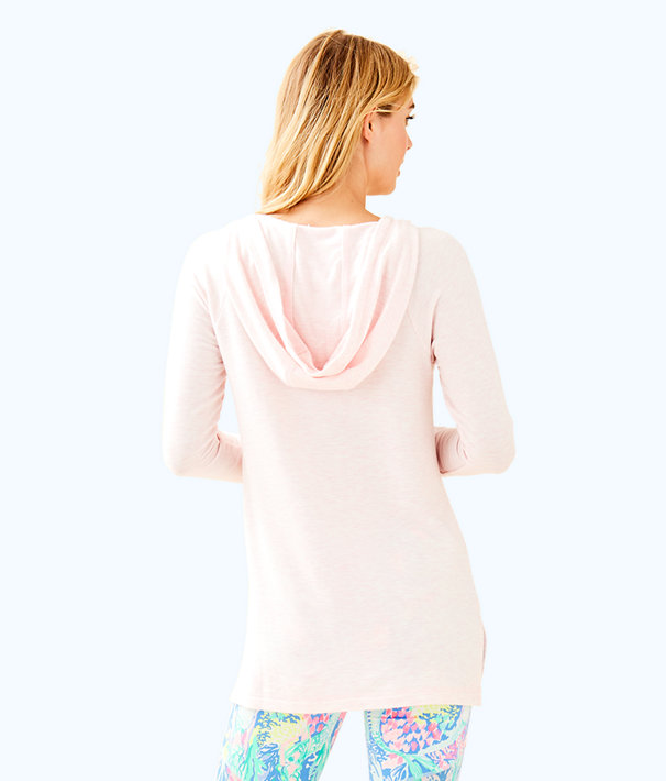 Arin Lounge Popover, Coral Reef Tint Heather, large
