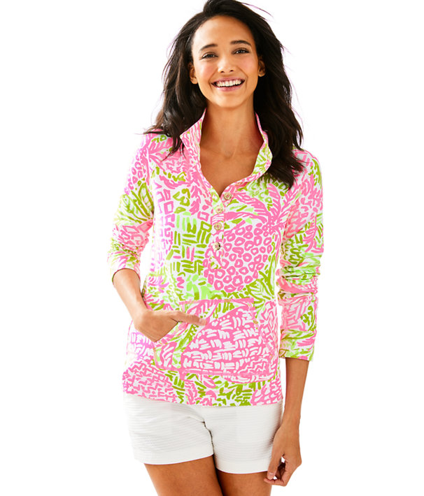 Image result for lilly pulitzer pink sunset home slice popover