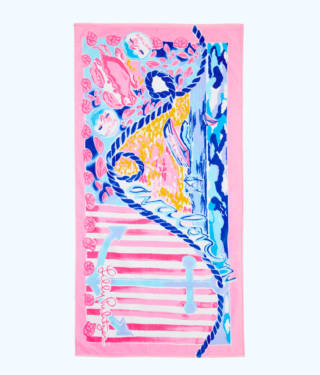 Lilly Pulitzer Lilly Pulitzer Destination Beach Towel