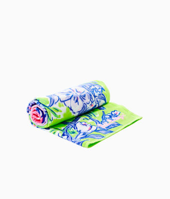 Destination Beach Towel, Multi Destination Marthas Vineyard Towel, large