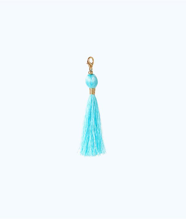 Removable Tassel Zipper Pull, Serene Tint, large