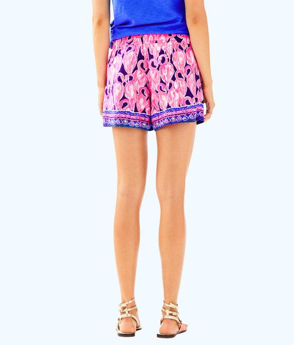 "5"" Katia Short, High Tide Navy Via Amor Engineered Shorts, large"