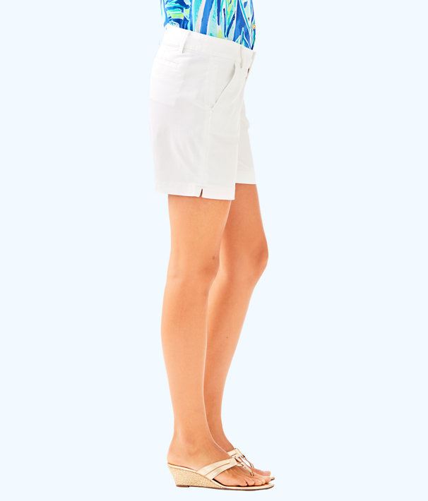 "7"" Jayne Stretch Short, Resort White, large"