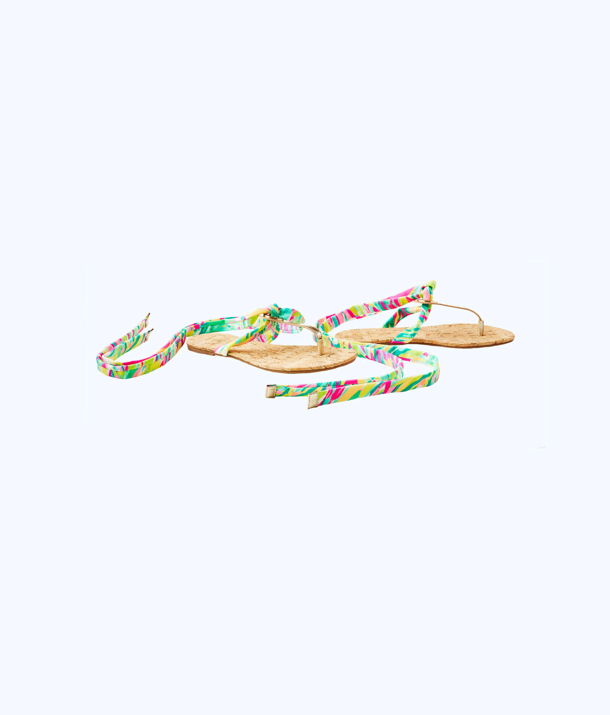 Lilly Pulitzer Lilly Pulitzer Womens Harbor Sandal