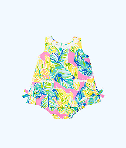 Baby Lilly Shift, Pink Sunset Local Flavor, large