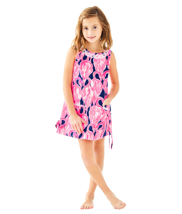 Girls Little Lilly Classic Shift, , large