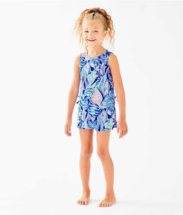 Girls Mini Donna Set, Twilight Blue Scale Up, large
