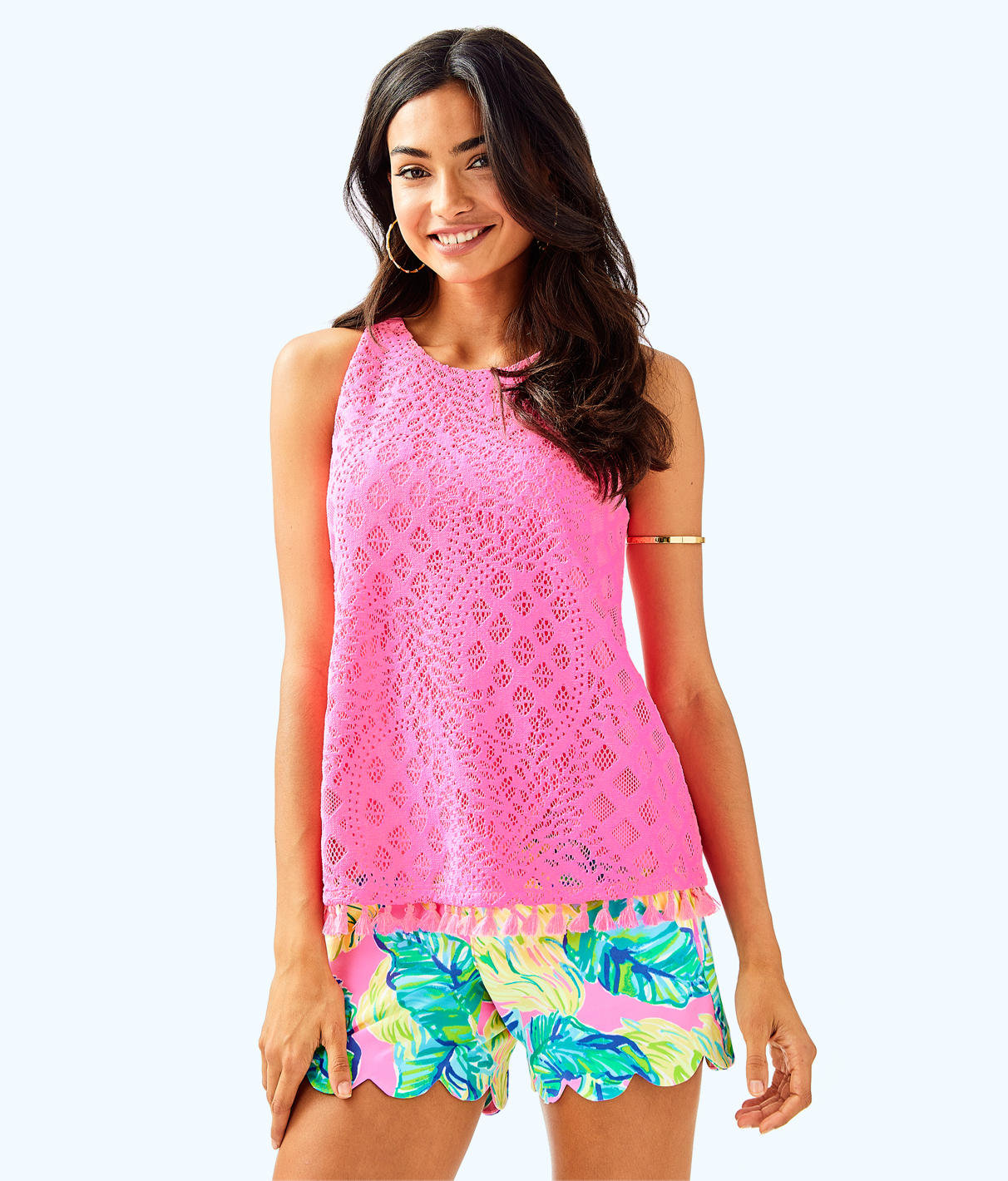 Lilly Pulitzer Lilly Pulitzer Womens Lynn Top