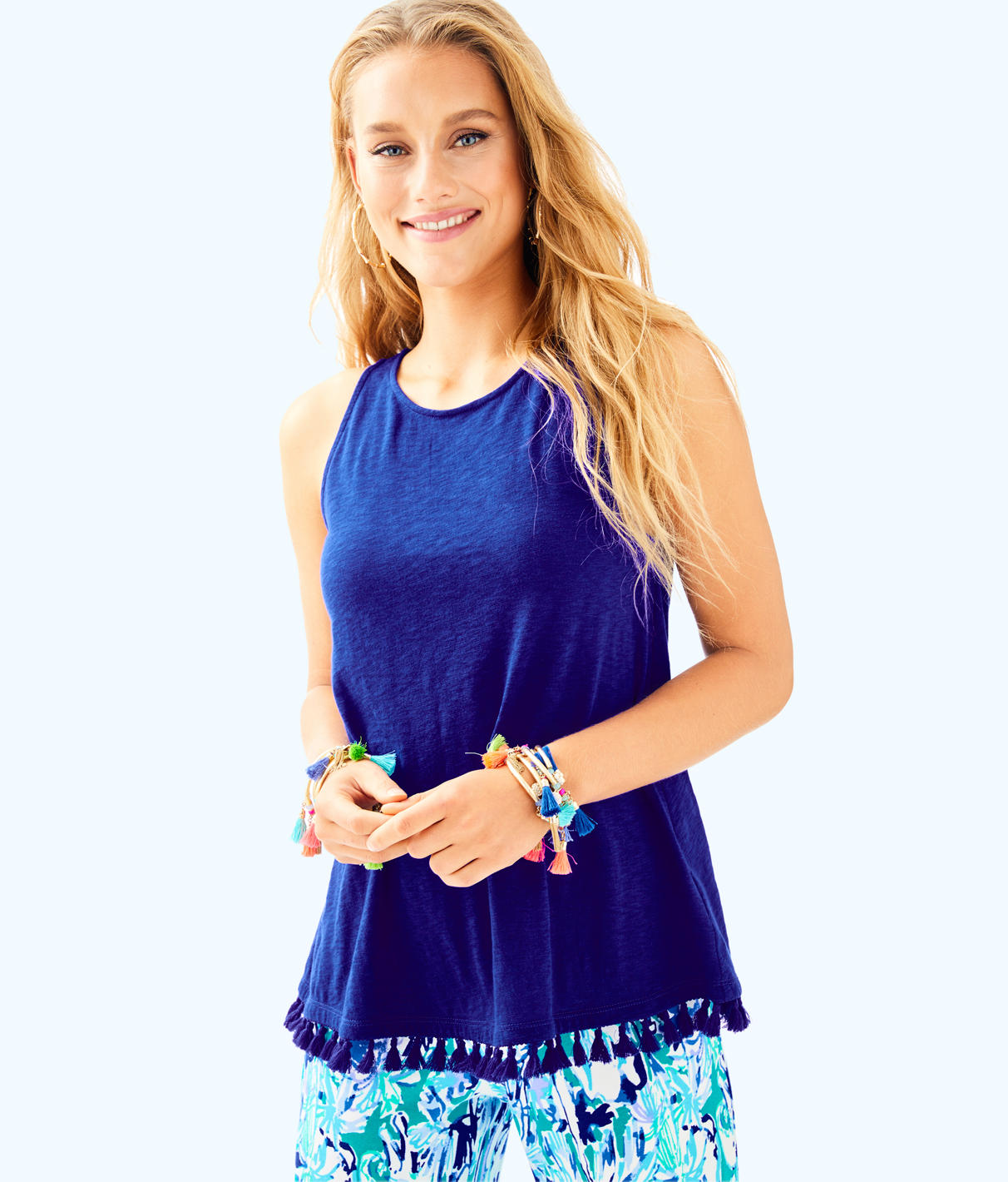 Lilly Pulitzer Lilly Pulitzer Womens Rexie Top