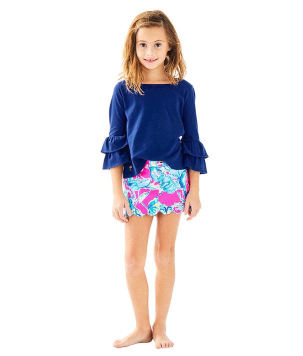 Girls Mini Colette Skort, , large