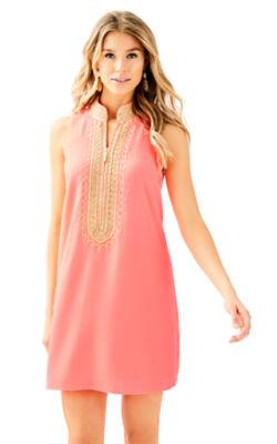 Jane Shift Dress, , large