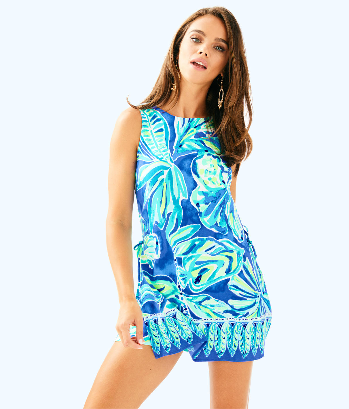 Lilly Pulitzer Lilly Pulitzer Womens Donna Romper