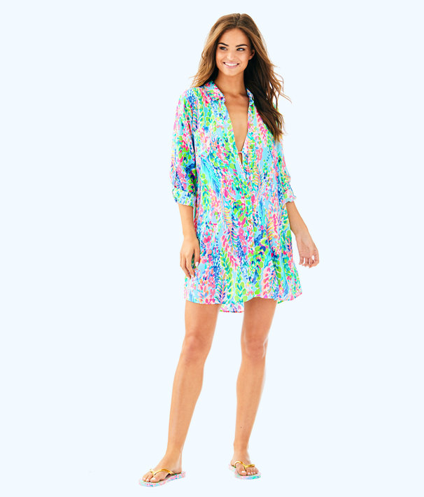 Natalie Coverup, Multi Catch The Wave, large