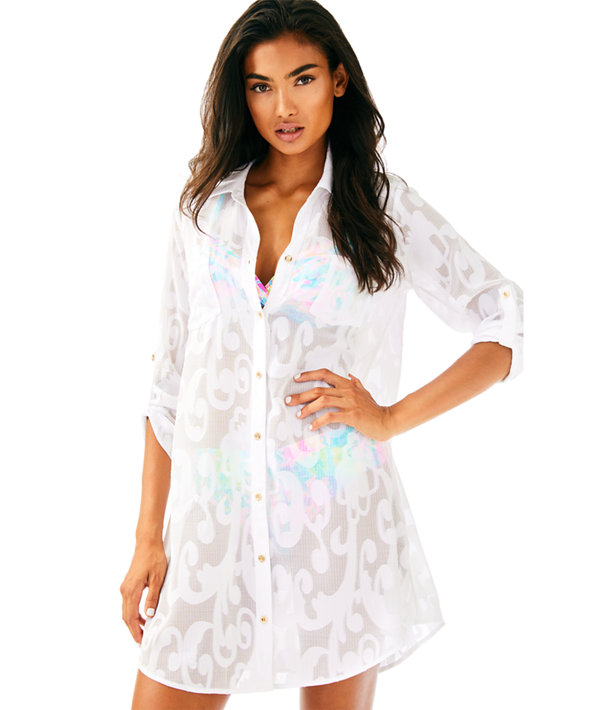 Natalie Coverup 28862 Lilly Pulitzer